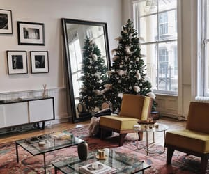 christmas tree, decor, and favourite image