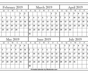Feb Calendar 2019.196 Images About February 2019 Calendar On We Heart It See More