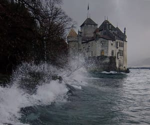 photography and chateau de chillon image