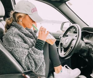 benz, cold, and fashion image
