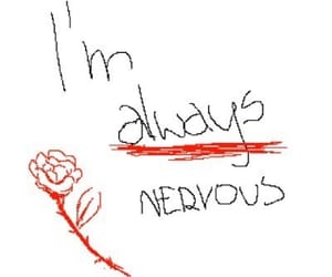 nervous and quotes image