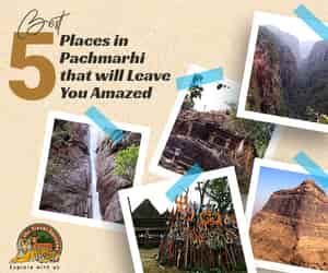 pachmarhi tour, madhya pradesh tourism, and mp tour packages image