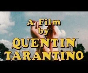 quentin tarantino, film, and movie image