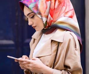 Turkish and hijab fashion image