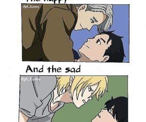 anime, happy endings, and sad image