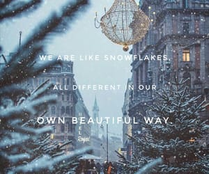 city, beautiful, and quote image