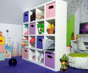 apple, bedroom, and cute image
