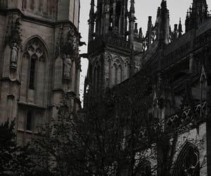 dark, aesthetic, and black image