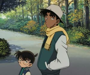 detective conan, anime, and conan image