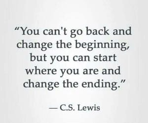 c.s. lewis and quote image