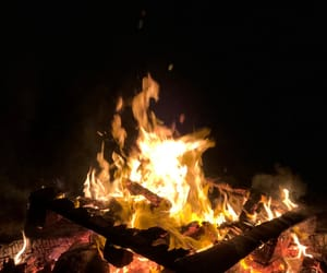 bonfire, summer, and românia image