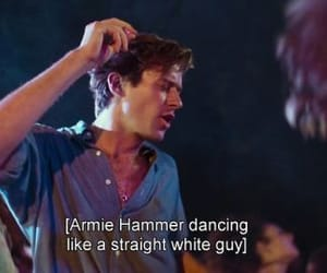 armie hammer, call me by your name, and love image