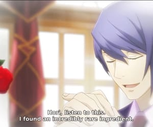 anime, tsukiyama shuu, and anime boy image