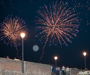 article, fireworks, and friends image