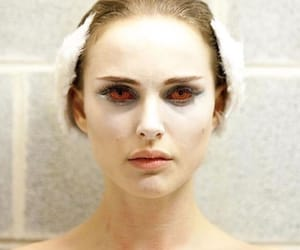 actress, black swan, and movie image