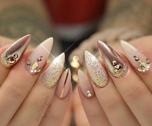nail art, smile love, and nail nails image