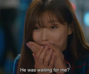 kdrama, Korean Drama, and quote image