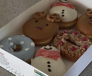 aesthetic, christmas, and dessert image