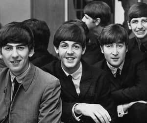 article, music, and beatles image