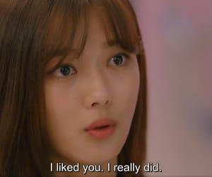 Korean Drama, quote, and kim yoo jung image