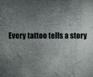 tattoo and story image
