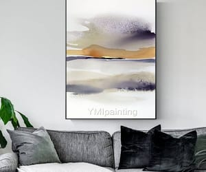 Abstract Painting, wall decor, and wall pictures image