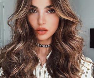 hair, girl, and negin mirsalehi image