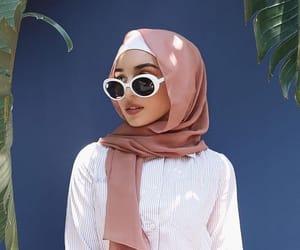 christian, hijab, and hijâbi image