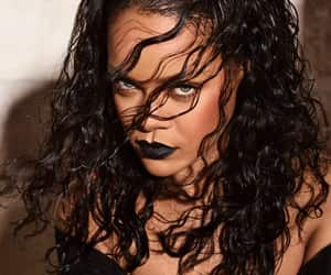 rihanna, beauty, and singer image