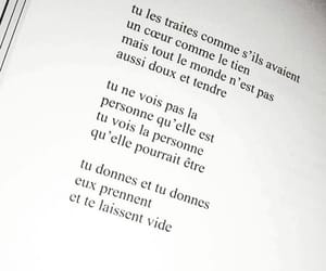 french, text, and words image