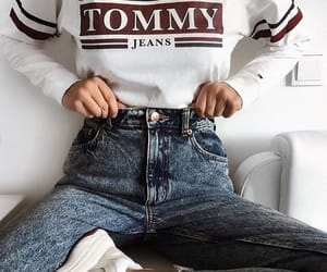 aesthetic, grunge, and jeans image