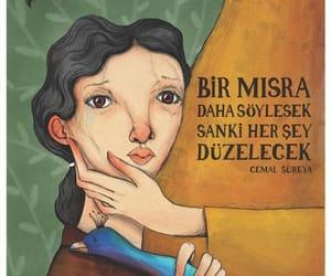 cemal süreya, alıntı, and türkçe sözler image