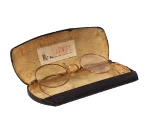 case, glasses, and template image