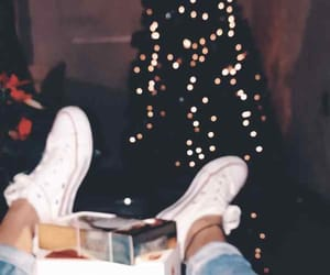 christmas, we, and converse image