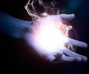 magic, fantasy, and hand image