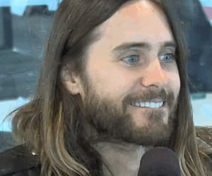 30 seconds to mars, jared leto, and smile image