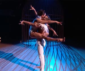 contemporary, dance, and dwts image