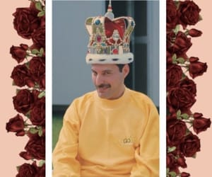 aesthetic, band, and Freddie Mercury image