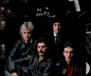80s, roger taylor, and john deacon image