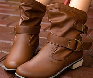 boots, shoes, and martin boots image