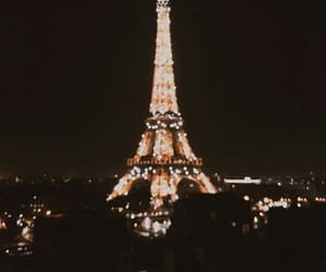 couples, travel, and eiffel tower image