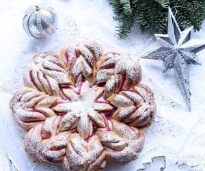 bake, christmas, and christmas cookies image