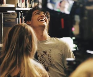 noah centineo and smile image