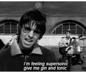 oasis, supersonic, and gif image