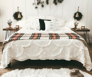 bedroom, decorating, and home image