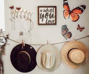 art, bedroom, and bedroom decor image