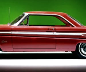 60s, red, and vintage image