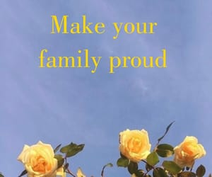 background, family, and flowers image