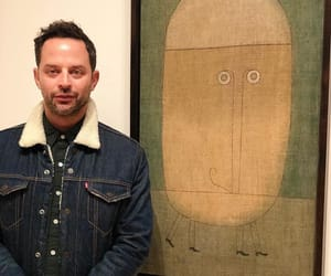 art, museum, and nick kroll image
