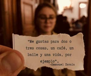 cafe, quotes, and vida image